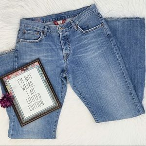 Lucky Brand (Easy) Lil Glimmer Jeans Size 10/ 30